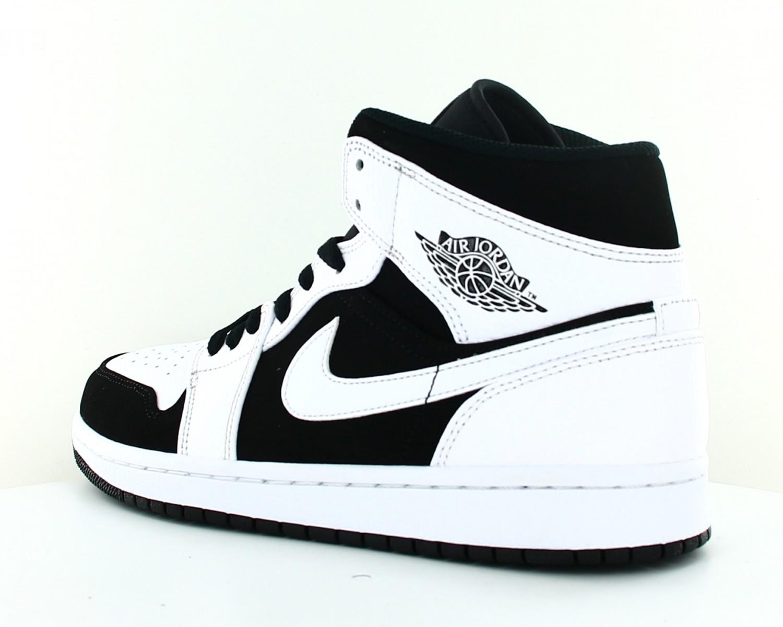 air jordan 1 retro noir et blanche